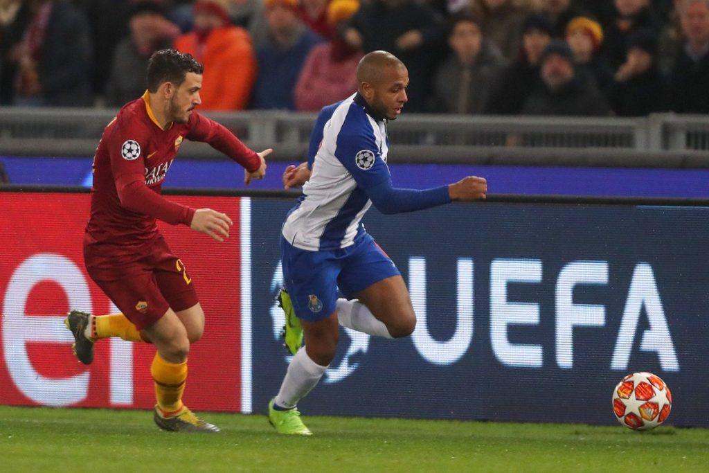 porto x roma champions league