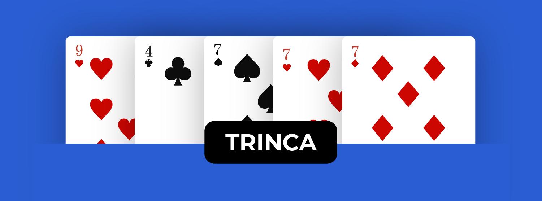 trinca-poker